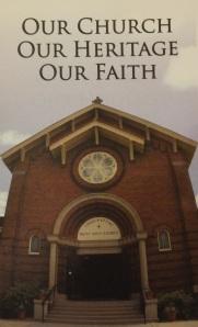 Our Church Our Heritage Our Faith Book