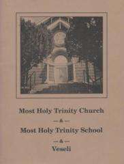 Most Holy Trinity Church Most Holy Trinity School Veseli